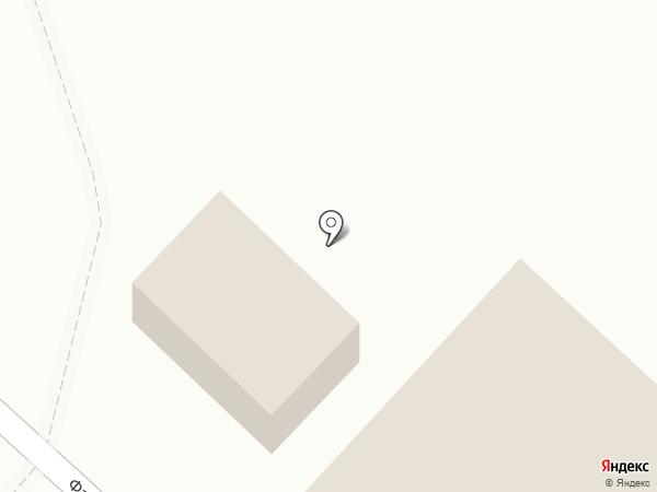 Бункер на карте Калининца
