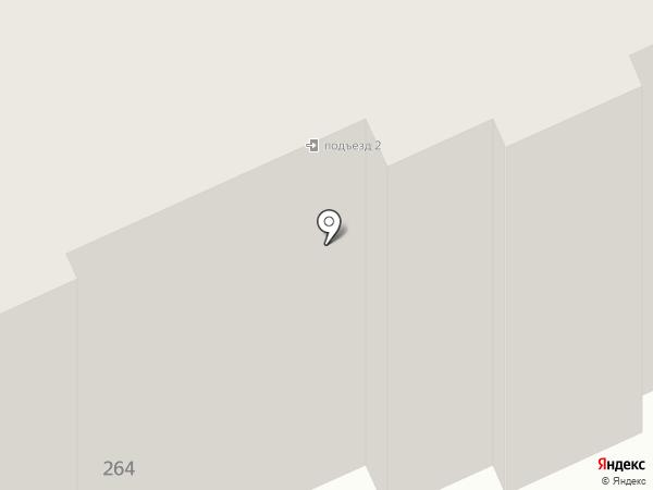 Эдита на карте Калининца