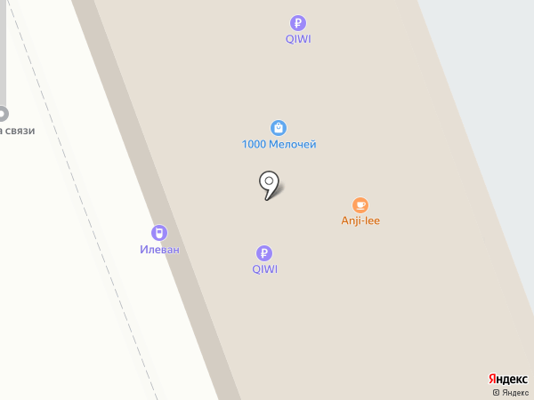 Шедевры Вкуса на карте Селятино