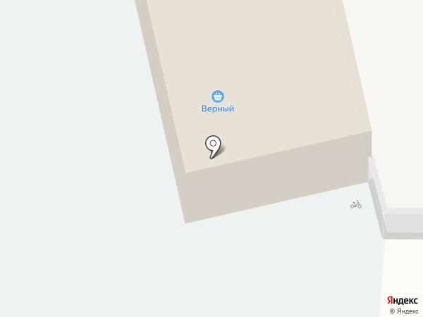 Магазин мебели на карте Больших Вязёмов