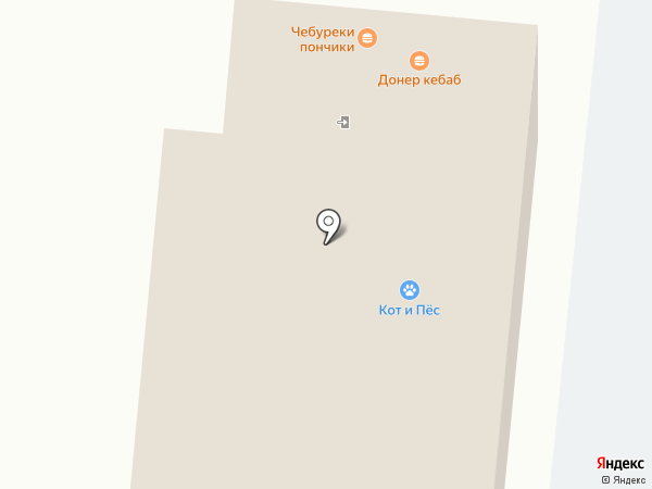 Элекснет на карте Голицыно