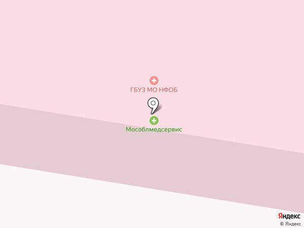 Селятинская районная больница №5 на карте Селятино