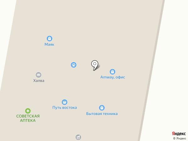 Mybooo на карте Селятино