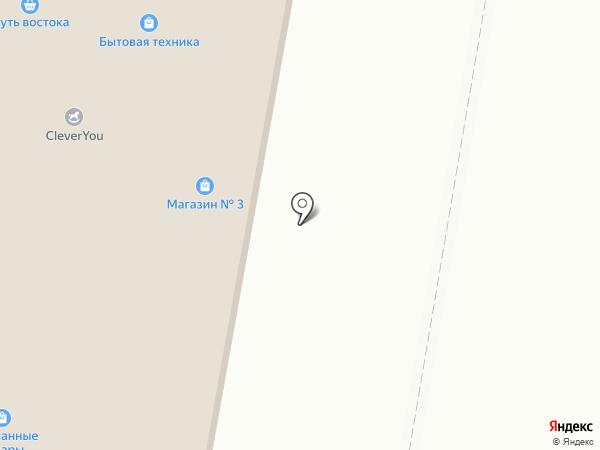 СтрИкоза на карте Селятино