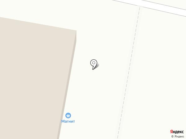 Магнит на карте Селятино