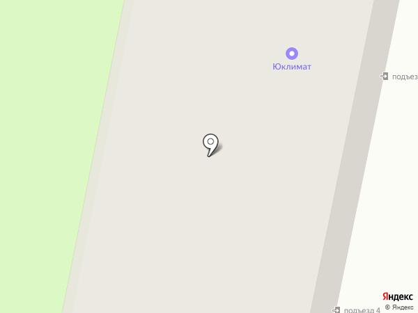 Орбита на карте Селятино