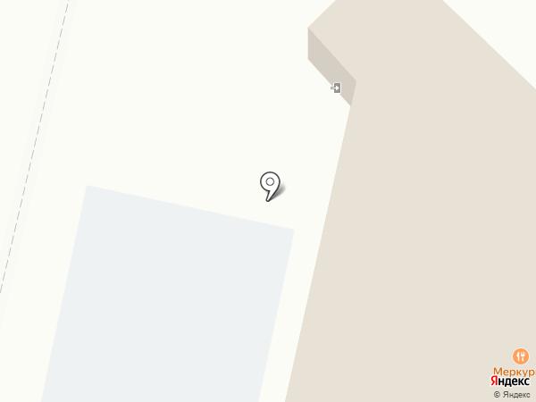 Меркурий на карте Селятино