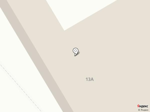 Ягодка на карте Селятино
