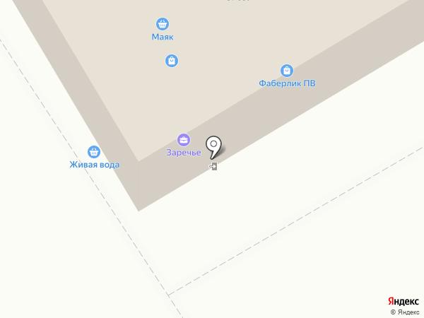 Пятерочка на карте Селятино