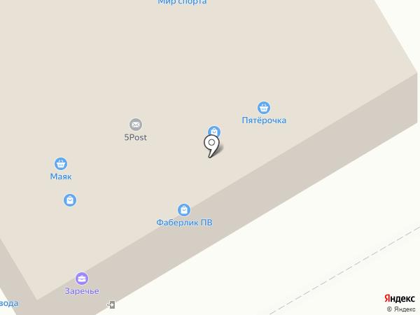 Lingvamania на карте Селятино