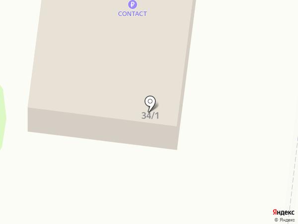 Банкомат, Газэнергобанк на карте Селятино