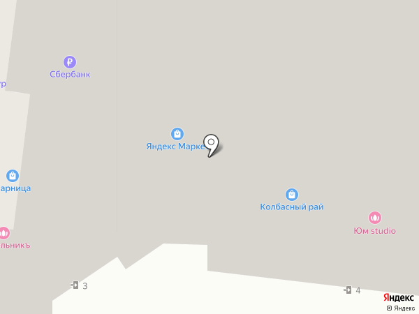 Сакура на карте Селятино