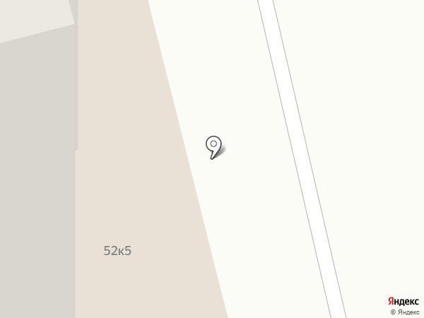 Рассвет на карте Голицыно