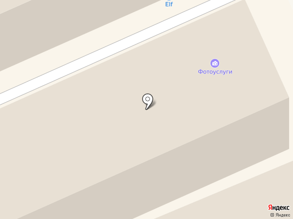 Магазин разливного пива на карте Голицыно