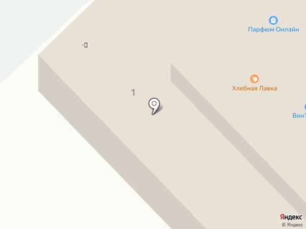Бэлкони на карте Селятино