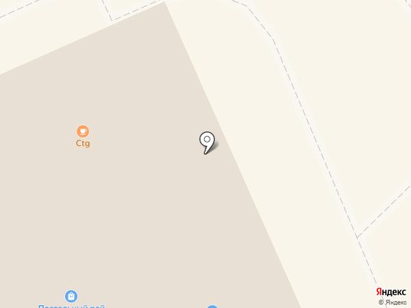 Лис-Тур на карте Голицыно