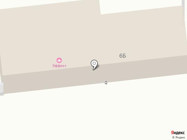 Салон красоты на карте Голицыно