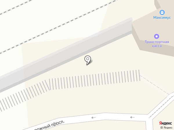 Медиа-Селект на карте Голицыно
