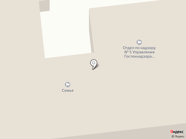 Государственная жилищная инспекция Московской области на карте Голицыно