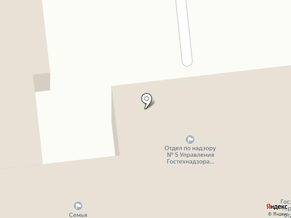 Одинцовский комплексный центр социального обслуживания населения на карте Голицыно
