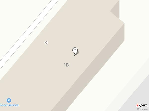 Автосервис на карте Селятино