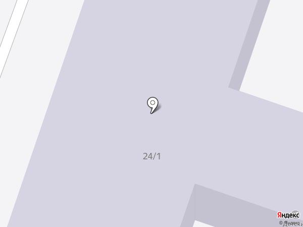 Детский сад №42 на карте Калининца