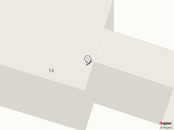 Петровская районная больница №3 на карте Калининца