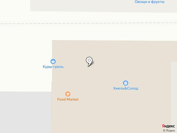 Бамбук на карте Больших Вязёмов