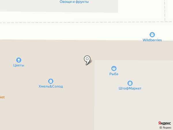 Банкомат, Банк Возрождение, ПАО на карте Больших Вязёмов