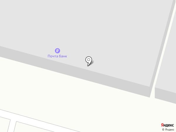 Почтовое отделение №143051 на карте Больших Вязёмов