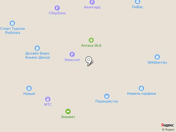 Мацури на карте Горок-10