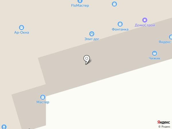 Банкомат, Московский кредитный банк, ПАО на карте Малых Вязёмов