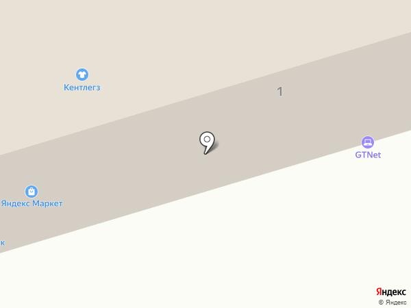 А-Плюс на карте Малых Вязёмов