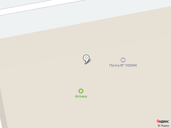 Comepay на карте Краснознаменска