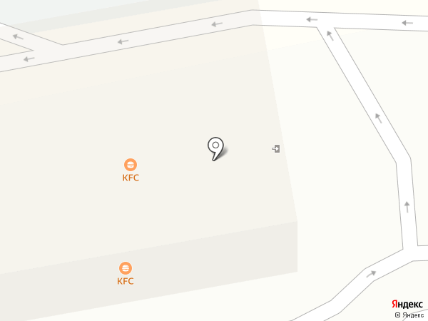 KFC на карте Краснознаменска