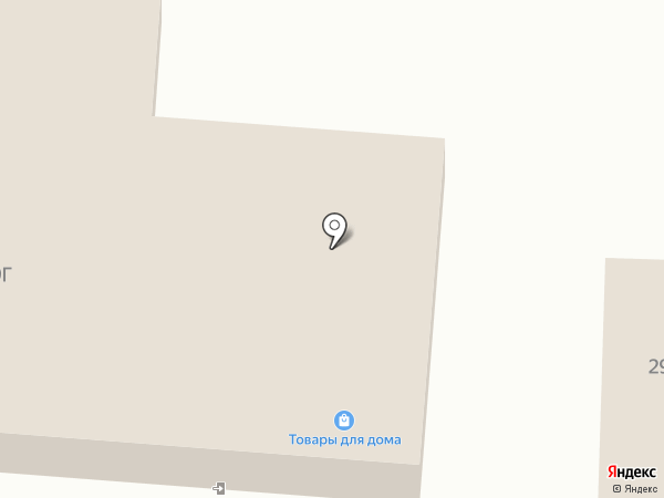 Магазин одежды больших размеров на карте Горок-10
