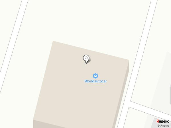 Worldautocar на карте Снегирей