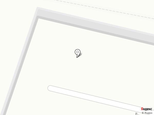Автостоянка на карте Снегирей