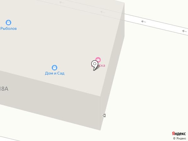КБ Геобанк на карте Снегирей