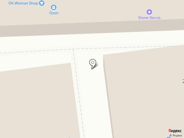 Кухни Медыни на карте Краснознаменска