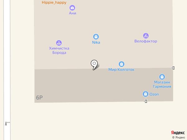 ZooманиЯ на карте Краснознаменска