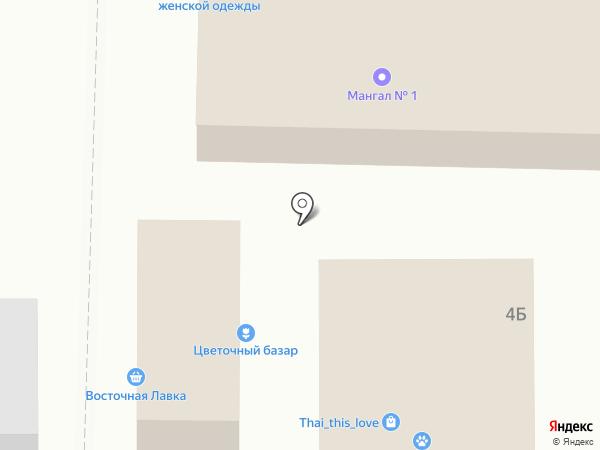 Зоосалон на карте Краснознаменска