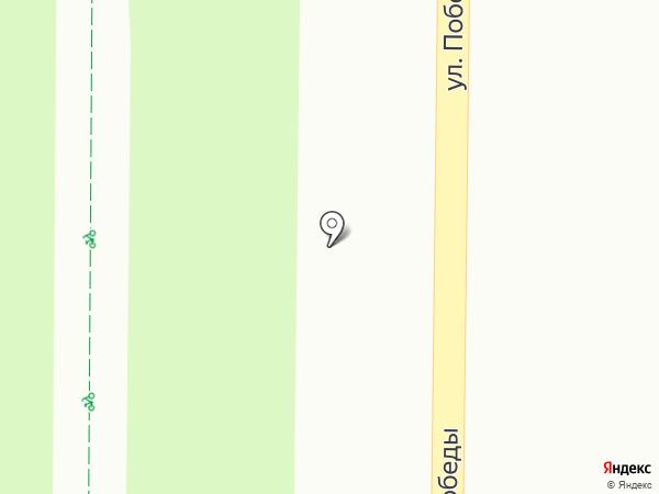 Краснознаменская городская похоронная служба на карте Краснознаменска