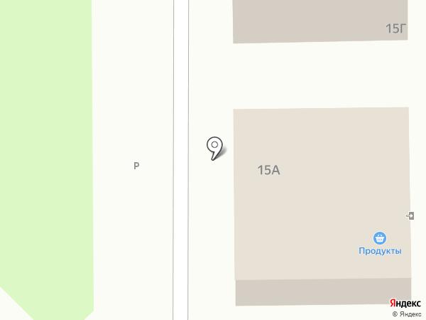 Дом на карте Краснознаменска