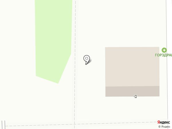 Столото на карте Краснознаменска