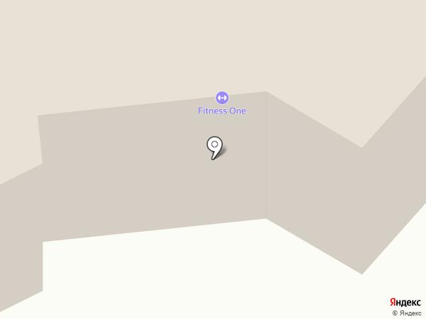 White fox на карте Чесноково