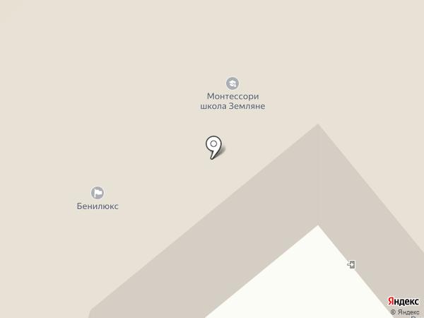 Ланхаус на карте Чесноково