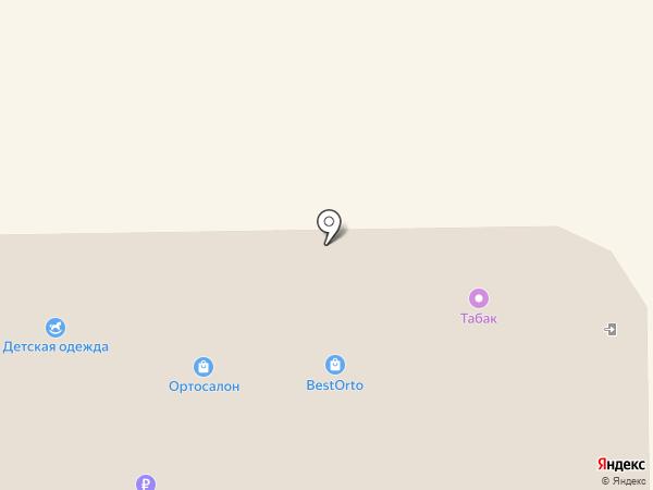 Леда на карте Краснознаменска