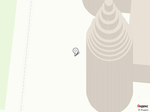 Храм святого благоверного князя Александра Невского на карте Павловской Слободы