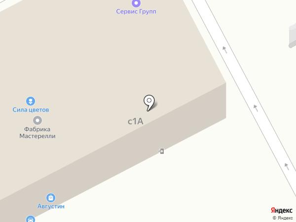 Сервис Групп на карте Рождествена